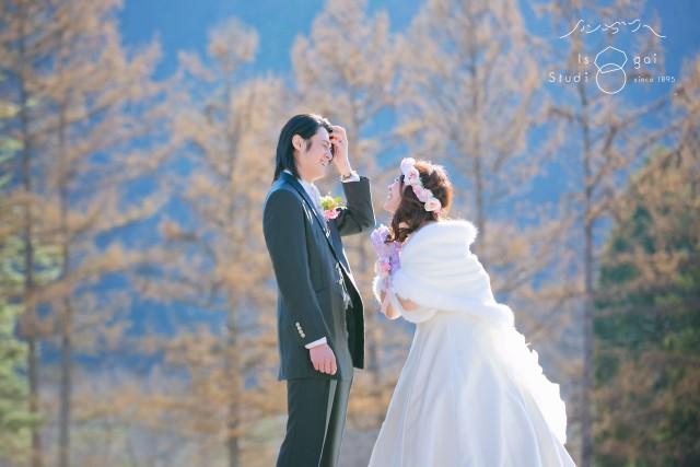 長野 結婚写真