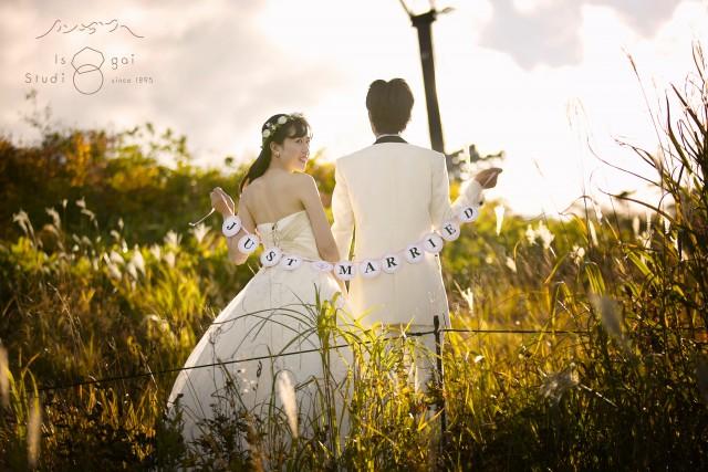 結婚写真 ロケーション